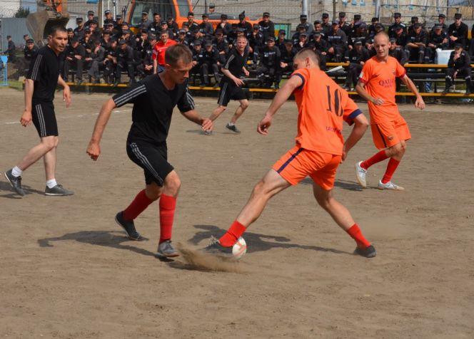 В УФСИН России по Алтайскому краю прошёл Кубок колоний по мини-футболу