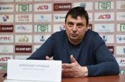 Александр Суровцев: «Расстроен, что мы не удержали победу»