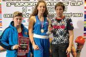 Валерия Воронцова стала победительницей юниорского Кубка наций в Сербии