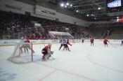 Хоккеисты «Динамо-Алтай» провели выездные контрольные матчи в Новокузнецке