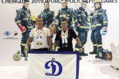 Александр Суховерхов и Никита Савин – призёры XVIII Всемирных игр полицейских и пожарных