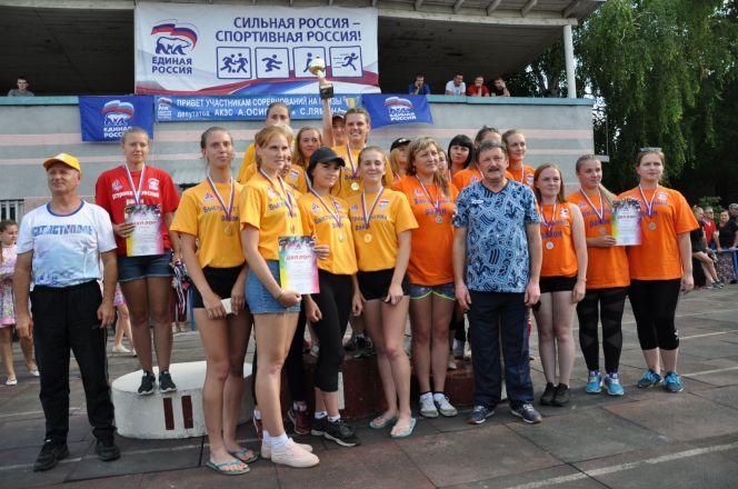 В Усть-Пристанском районе провели 3-й летний Кубок на призы депутатов АКЗС Андрея Осипова и Cергея Лямина