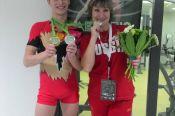 Четыре алтайских спортсмена стали победителями и призёрами чемпионата Европы по спортивной аэробике.