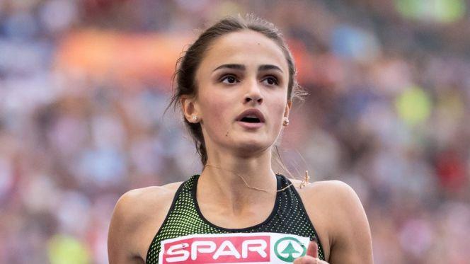Полина Миллер победила на турнире в Испании в беге на 400 м с личным рекордом