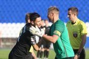 Футболисты барнаульского «Динамо» в домашнем матче минимально проиграли «Сахалину»