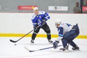 Хоккеисты «Динамо-Алтай» во второй контрольной встрече проиграли «Сибирским Снайперам» (комментарий)