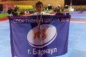 Никита Демин  стал бронзовым призером первенства мира по тхэквондо ИТФ в Болгарии