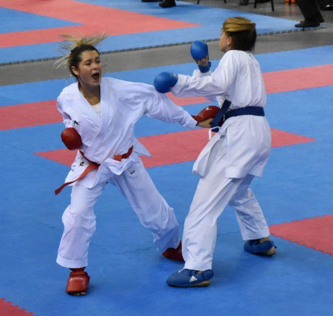 Алина Рудикова - бронзовый призер юношеского первенства России