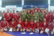 Бийские омоновцы стали призерами чемпионата Сибирского округа войск национальной гвардии