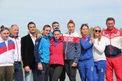 Губернатор Алтайского края Виктор Томенко встретился с представителями сборной России по гребле на байдарках и каноэ
