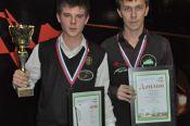 Завершился третий тур чемпионата Алтайского края по бильярду.