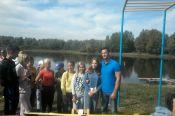 Чемпион мира Александр Дьяченко посетил филиал краевой спортшколы имени Костенко в Бийске