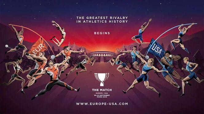 Легкоатлетический матч Европа – США: 9 сентября – Миллер, 10 сентября – Шубенков