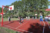 Программа «Стальное дерево» помогла реконструировать спортивную площадку в Заринске
