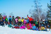 """СШОР """"Горные лыжи"""" объявляет набор в детские группы начальной подготовки"""