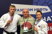 Ирина Громова и Андрей Томчук - бронзовые призёры чемпионата России в составе команды Сибирского федерального округа