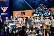 Третий киберспортивный фестиваль «Altay Cup» собрал в Барнауле около 1500 зрителей