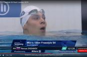Бийский пловец Роман Жданов установил мировой рекорд на чемпионате мира по плаванию для лиц с ПОДА