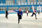 """Краевая СШОР """"Клеченя"""" ведёт набор мальчиков и девочек с 8-9 лет для занятий конькобежным спортом"""