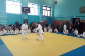 """Спортшкола """"Спарта"""" продолжает набор  мальчиков и девочек с 7 лет для занятий дзюдо"""