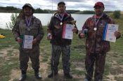 На озере Шахи прошел чемпионат Алтайского края по ловле рыбы на спиннинг (спорт глухих)