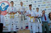 Рубцовчанин Илья Кузнецов выиграл турнир по киокусинкай на Всероссийских юношеских играх боевых искусств
