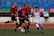 «Алтай» завоевал путёвку в высшую лигу сибирской зоны первенства ЛФК