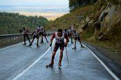 """96 спортсменов приняли участие в гонке на лыжероллерах «Царь горы» на """"Белокурихе-2"""""""