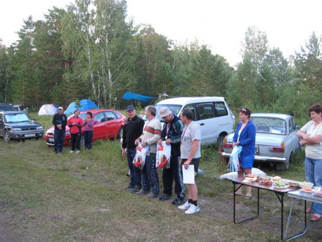 В посёлке Колывань прошло Открытое Первенство края по спортивному ориентированию бегом среди ветеранов.