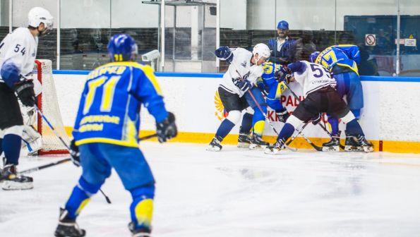 Хоккеисты «Динамо-Алтай» в третьем матче на выезде выиграли «Челны»  в овертайме - 4:3
