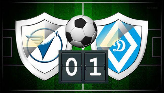 Футболисты барнаульского «Динамо» в гостевом матче обыграли иркутский «Зенит» – 1:0