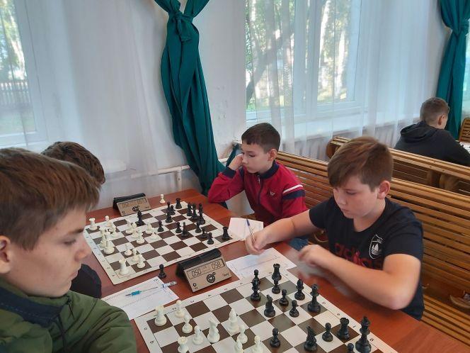Подведены итоги шахматного турнира XXXIX краевой спартакиады спортшкол среди юношей и девушек 2003 года рождения