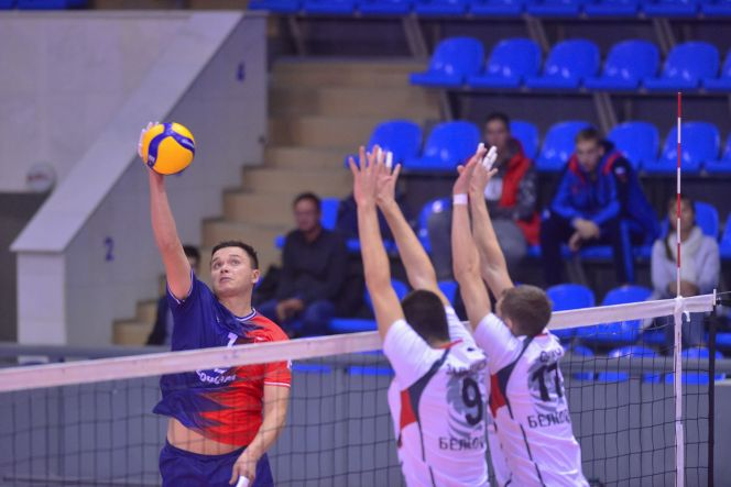 Во втором кубковом матче «Университет» обыграл «Технолог-Белогорье» - 3:1