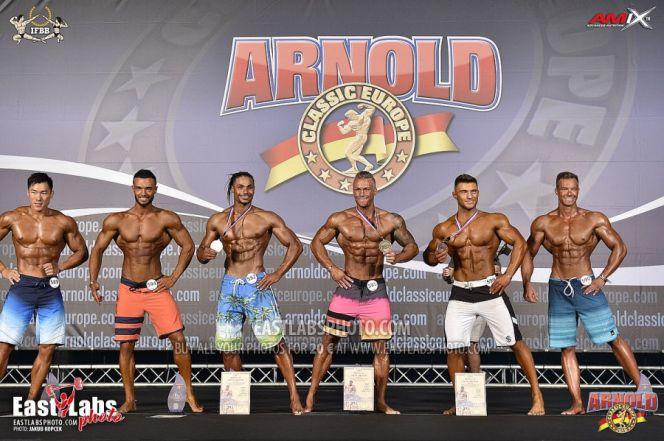 Атлеты Алтайского края успешно выступили на фестивале Arnold Classic Europe-2019 в Барселоне (много фото)