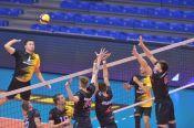 «Университет» одержал победу над новосибирским «Локомотивом-2» - 3:0