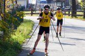Лыжники провели первенство и чемпионат Алтайского края по ОФП (фото, протоколы)
