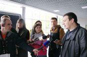 Евгений Якунин, управляющий директор «Титов-Арены»: «Через два дня мы стопроцентно будем готовы принять матч ВХЛ»