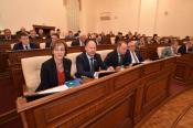 За! На 35-й сессии АКЗС депутаты приняли изменения в закон Алтайского края «О физической культуре и спорте в Алтайском крае»