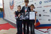 Максим Гаврилин из Барнаула - победитель соревнований по практической стрельбе из пистолета  на XII открытых Всероссийских юношеских Играх боевых искусств
