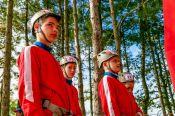 Школьники Алтайского края приняли участие во Всероссийском финале «Президентских спортивных игр»
