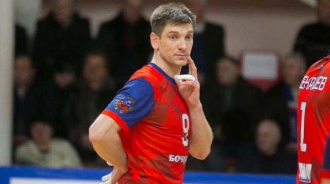Филипп Воронков. Фото Олега Богданова