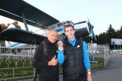 Серебряный призёр чемпионата мира Сергей Шубенков прилетел в Барнаул