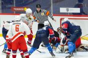 Student Hockey Challenge-2019. День пятый (5.10.2019). Фотогалерея матчей, проходивших на «Титов-Арене»