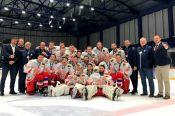 Карлов университет из Праги – бронзовый призёр Student Hockey Challenge-2019