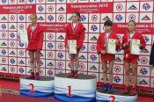 Анастасия Чебыкина выиграла первенство России среди девушек 15-16 лет