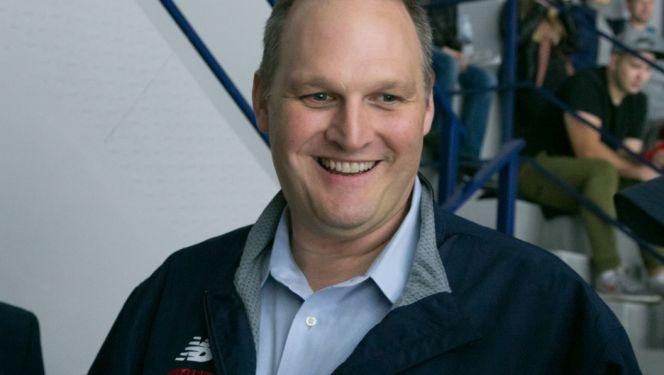 Пол Хеберт, президент «Американской ассоциации университетского хоккея» (ACHA) altapress.ru