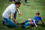 Советы спортивного психолога. Тренер или родитель?