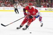 Лучший ассистент НХЛ — русский талант «Каролины» из Барнаула. Ему всего 19 лет