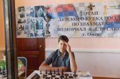 Александр Щербаков из Ребрихи стал победителем первенства России  среди сельских спортсменов