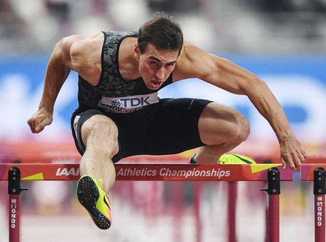 Сергей Шубенков номинирован на звание лучшего легкоатлета года в Европе